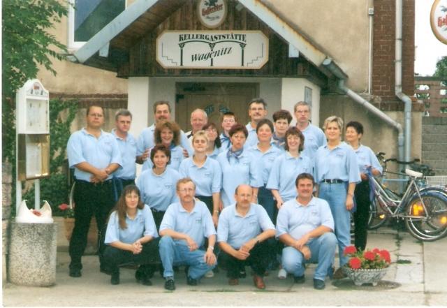 Gründungsfoto (2000)